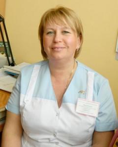 Заведующая отделением Карпова Светлана Юрьевна