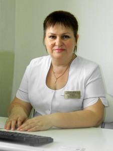 Врач травматолог-ортопед Канашина Наталья Николаевна